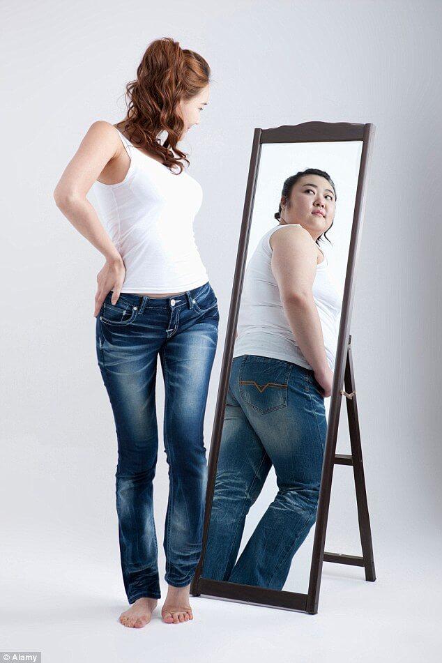 Berbagai Gangguan Kesehatan Akibat Body Image Negatif