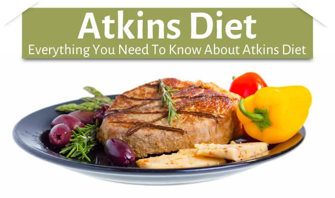 Turun 5 Kg Seminggu Dengan Teknik Sihat Diet Atkins