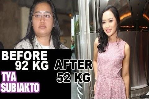 Cara Turunkan Berat Badan Sehingga 40 kg
