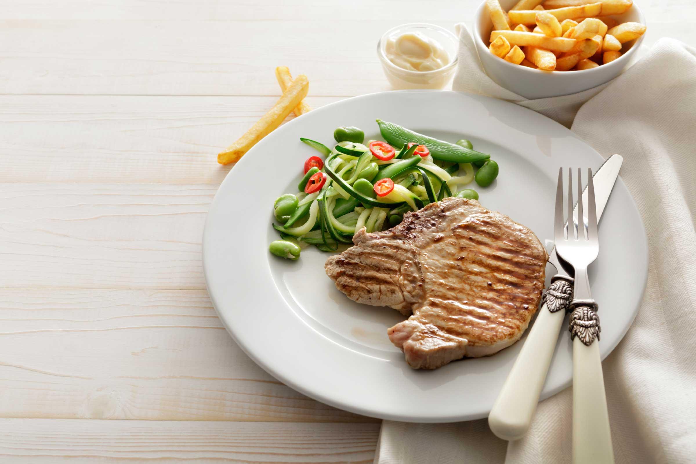 makanan sihat
