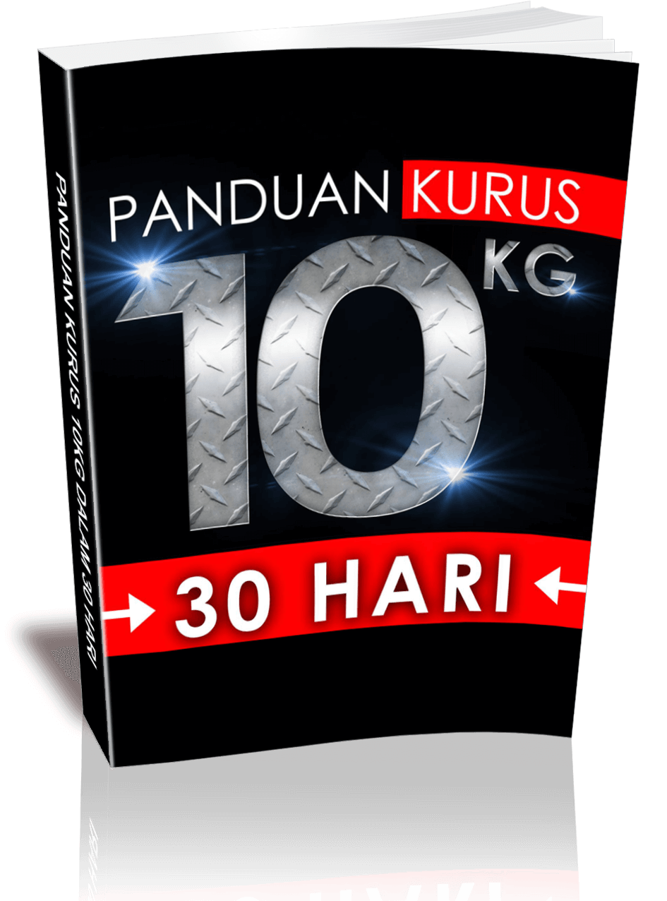 TURUN 4-10 KG DALAM 10 HARI, NOW EVERYONE CAN KURUS, PART 3